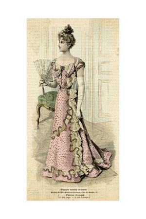 Evening Dress 1899