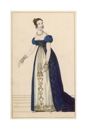 Costume, Woman, Fr. 1800