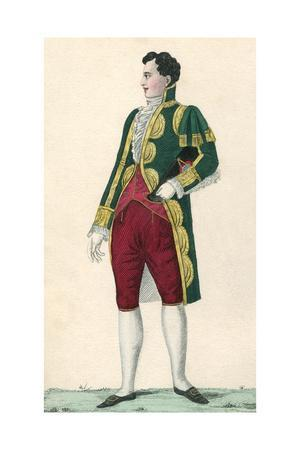 Costume, French Page 1800