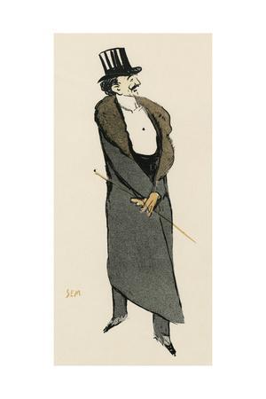 Montesquiou, Sem 1905