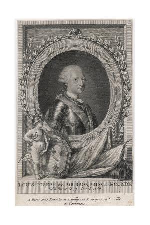 Louis Jos Bourbon Conde