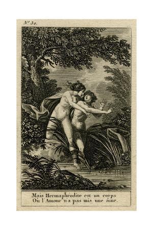 Salmacis and Hermaphrodite