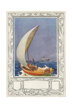 Sail Boats and Steam Ships