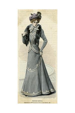 Grey Tailor Made 1899