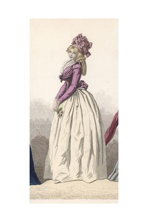 Frenchwoman 1793