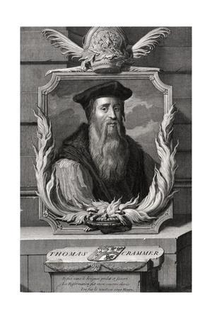 Thos Cranmer, Vanderwerff