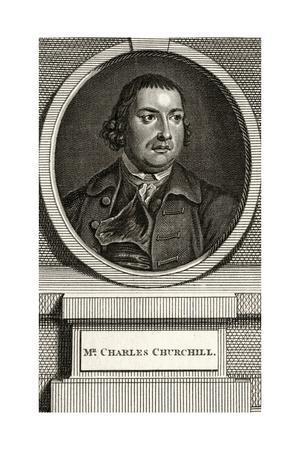 Charles Churchill