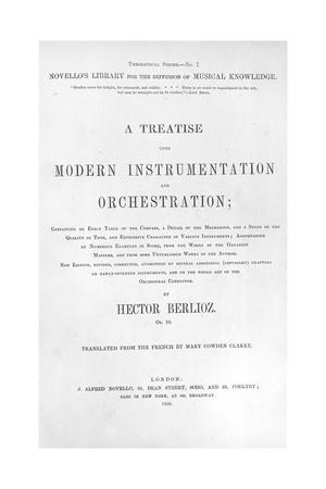 Berlioz (1803 -1869)