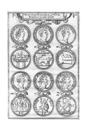 Roman Coins, Camden