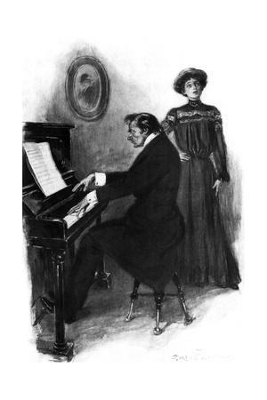 Music at Home, 1906
