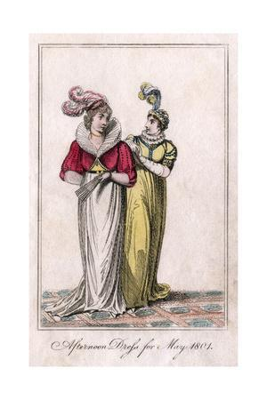 Afternoon Dress 1801