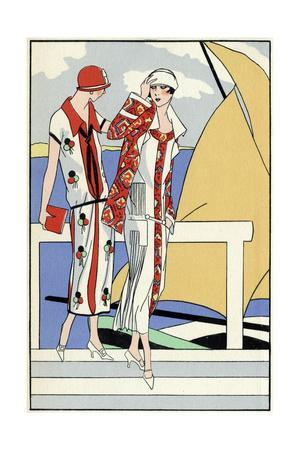Two Outfits by Martial Et Armand and Philippe Et Gaston