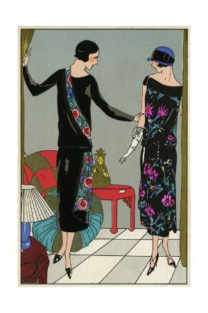 Two Outfits by Philippe Et Gaston and Redfern