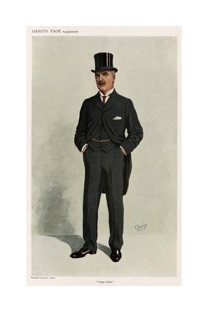 John Hamilton-Buchanan, Vanity Fair