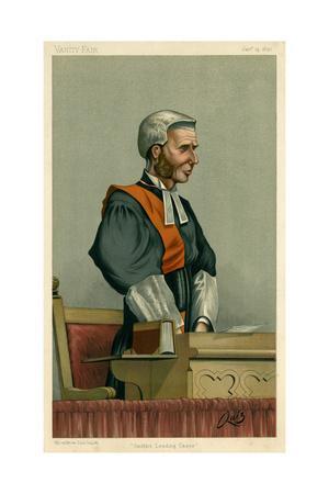 Richard Henn Collins, Vanity Fair, Quiz