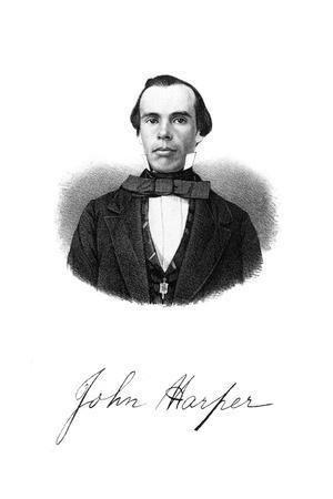 John Harper, Publisher
