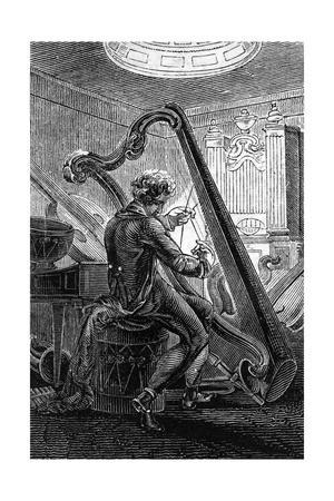 Harp Maker 1827