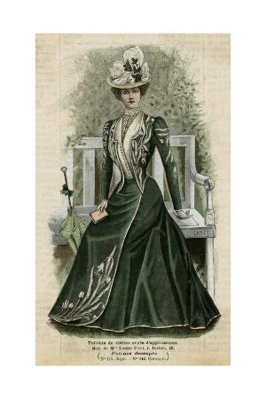 Visiting Costume 1899