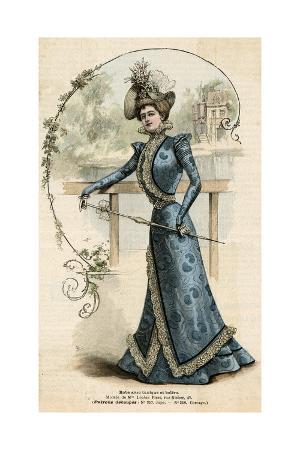 Bolero Dress 1899