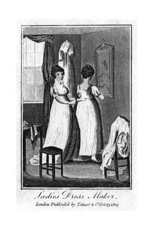 Dress Maker 1804