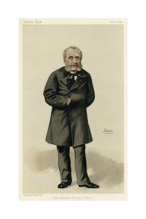 M de Giers, Russian Diplomat