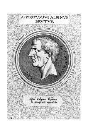 A Postumius Albinus