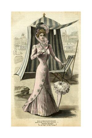 Seaside Dress 1899