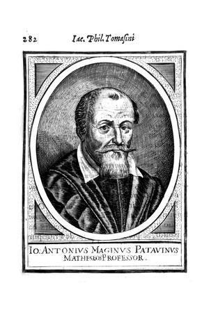 Magini, Antonio