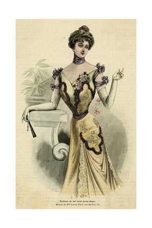 Ball Dress 1899