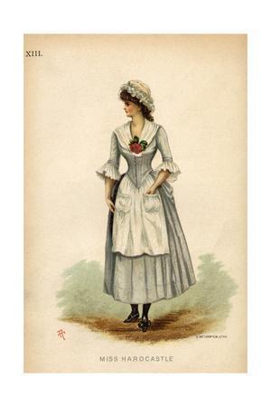 Miss Hardcastle