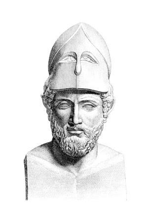Pericles, Bust Anon