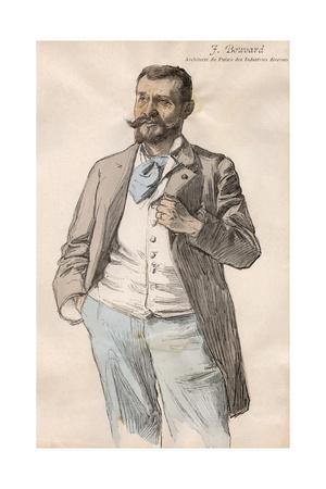 Joseph Antoine Bouvard