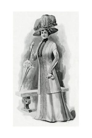 Elegant Tailored Dress