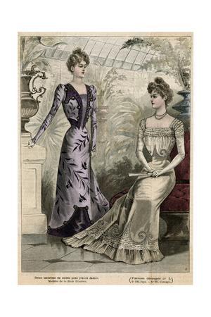 Greenhouse Fashions 1899