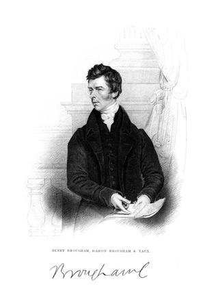Brougham, after Lonsdale