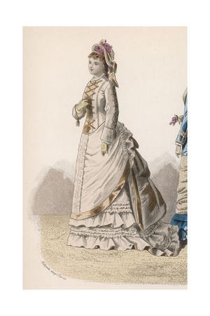 History of Fashion 1875