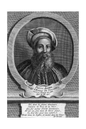 Pietro Aretino, Daumont
