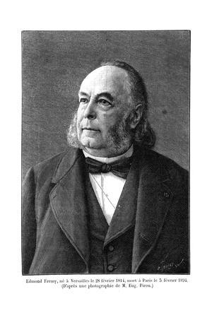 Edmond Fremy