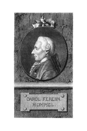 Carl Ferdinand Hommel