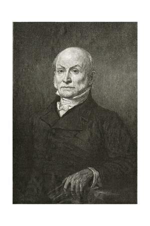 John Quincy Adams, Harper