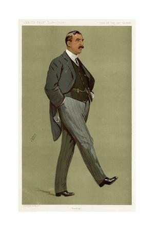 Sir Arthur S. T.Griffith-Boscawen, Vanity Fair