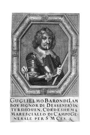 Guillaume Comte Lamboy