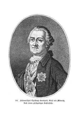 Christoph Von Munnich