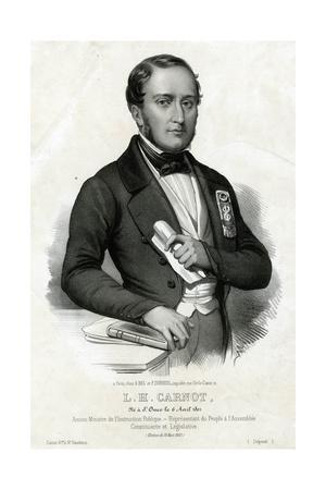 Lazare Hippolyte Carnot