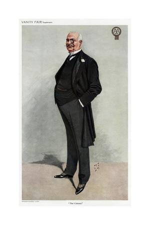Colonel Wjb Bosworth