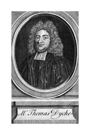 Thomas Dyche, Educator