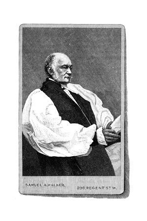 George Moberly, Bishop