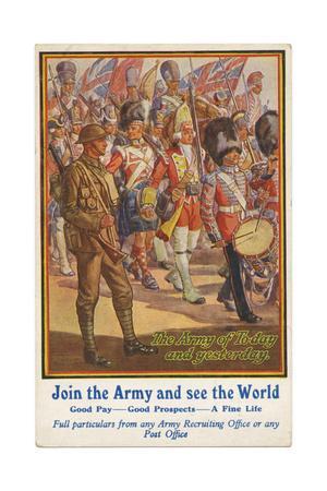 Brit. Recruitment Poster
