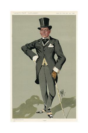 C. E. Cradock-Hartopp, Vanity Fair, Wh in 1912