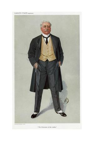 Frock Coated Gent 1909